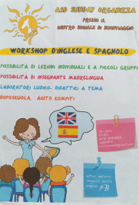 Workshop Inglese e spagnolo